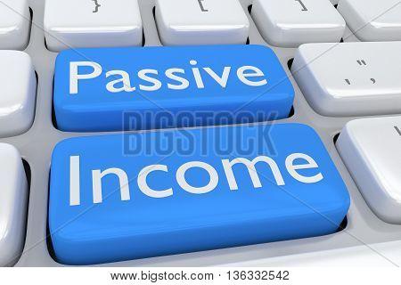 Passive Income - Business Concept