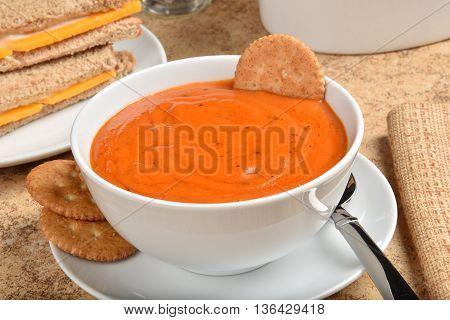 Tomato Bisque