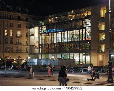 Akademie Der Kunste In Berlin