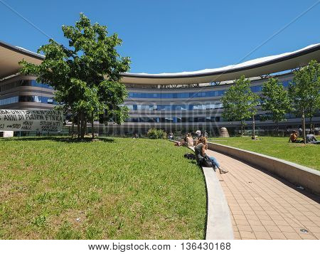Campus Einaudi In Turin