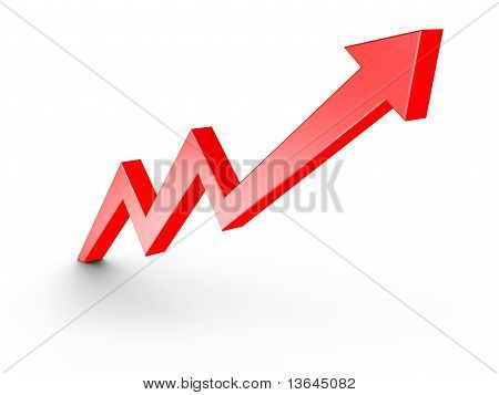 Red Arrow Growth Chart