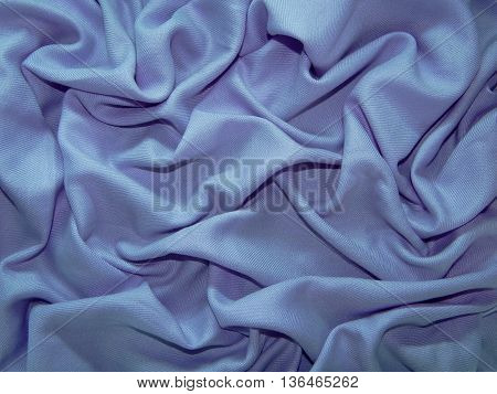 purple fabric cashmere beautiful stacked in the crease