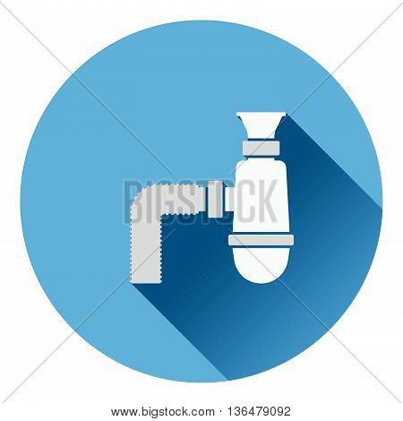 Bathroom Siphon Icon