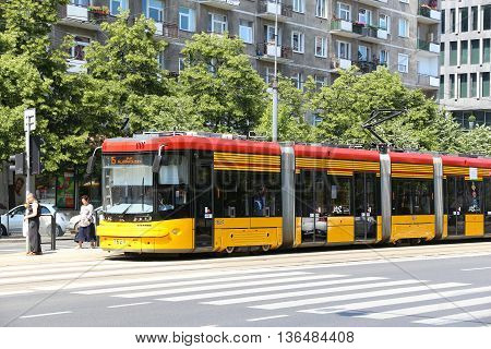 Warsaw Public Transport