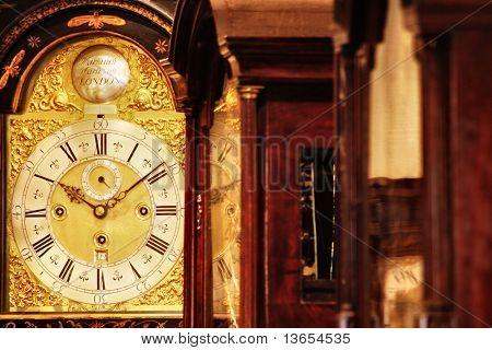 nice grandfather clocks
