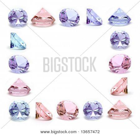 frame diamond