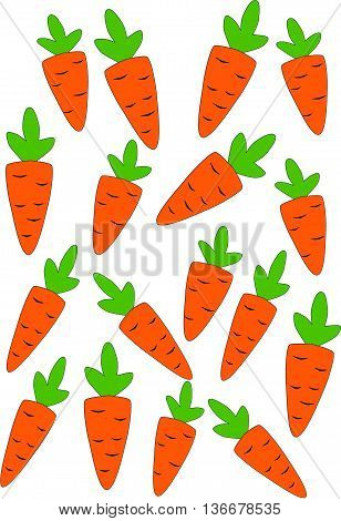 folded, carrot, copy, imitation, clich, template, falsification, plagiarism, drawing, photo, picture
