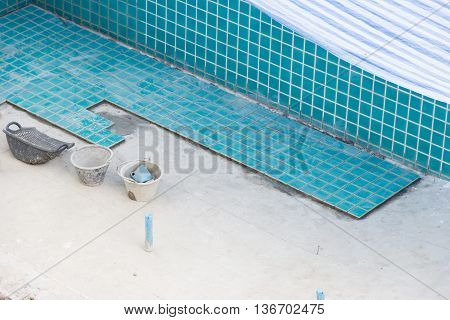 Tile Builder Swimming Pool