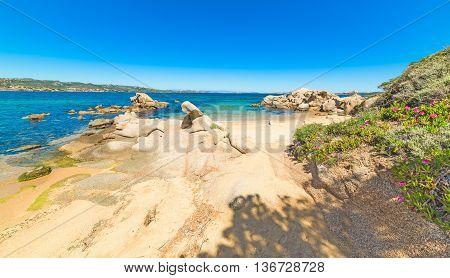 Cala dei GInepri in Costa Smeralda Sardinia
