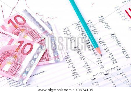 Financial Analysis And European Currency