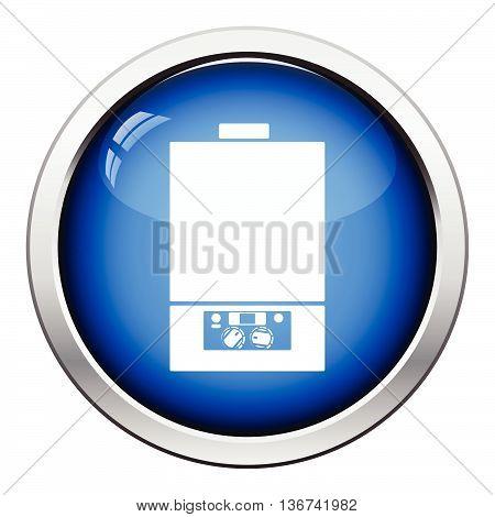 Gas Boiler Icon
