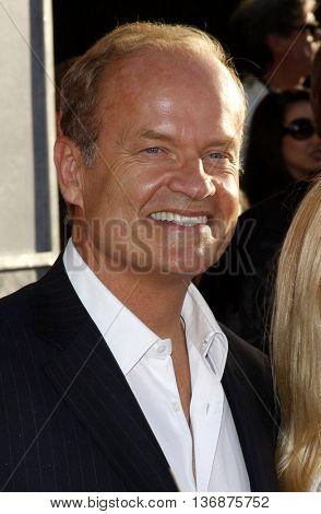 Kelsey Grammer at the World premiere of 'Swing Vote' held at the El Capitan Theater in Hollywood, USA on July 24, 2008.