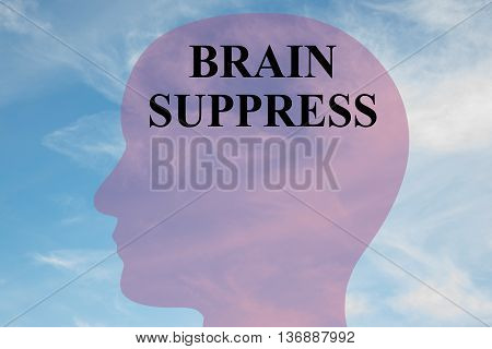 Brain Suppress Concept
