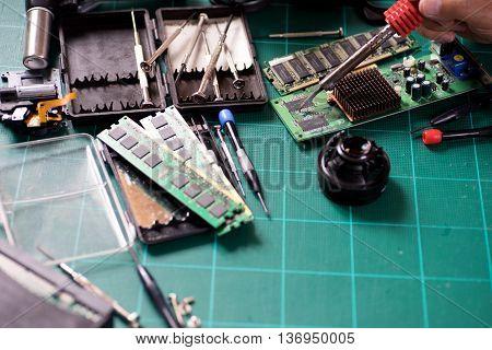 Repair Or Fix Camera Computer