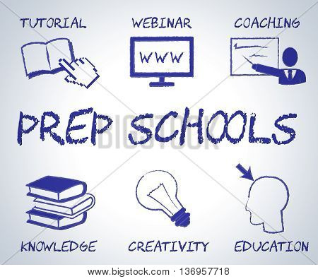 Prep Schools Shows Training Web Site And Educated