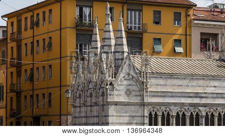 Santa Maria Della Spina Cathedral, Pisa, Italy