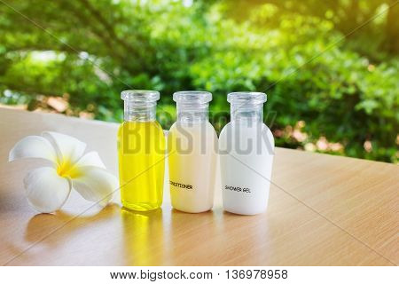 Bubble Bath And Shower Gel Liquid Spa Treatment