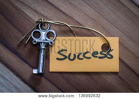 Secret Key For A Successful Life