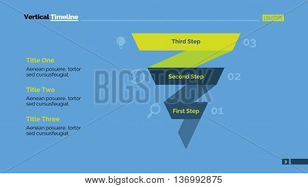Funnel infographic diagram. Element of presentation, diagram, graphic. Concept for infographics, business templates, reports. Can be used for topics like strategy, management, marketing