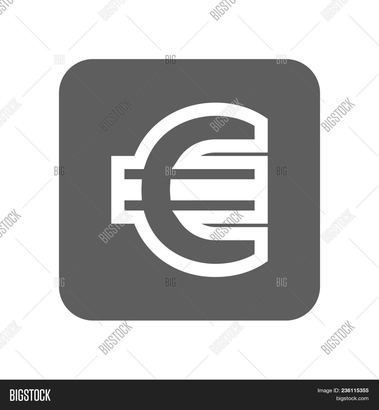 Eu Euro Currency Image Photo Free Trial Bigstock