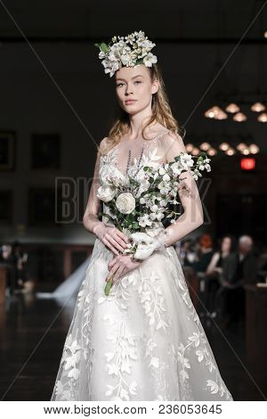 Reem Acra Bridal Ss 2019
