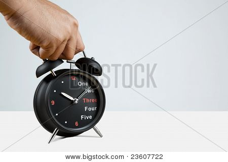 Picking Up The Time