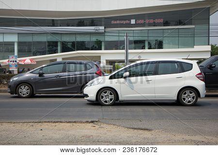 Private City Car Honda Jazz Hatchback.
