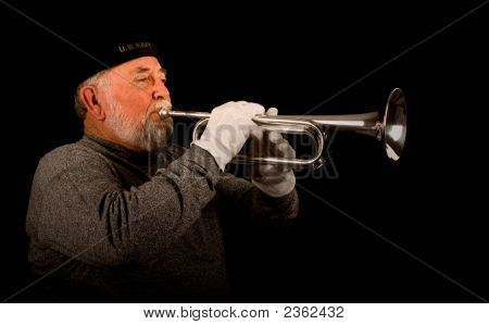 Bugle Player