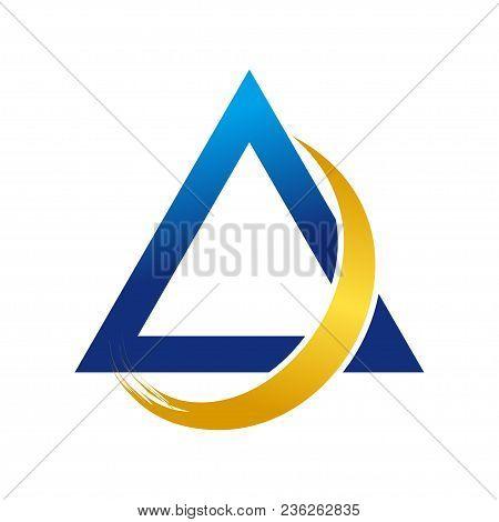 Aero Flash Vector Symbol Graphic Logo Design