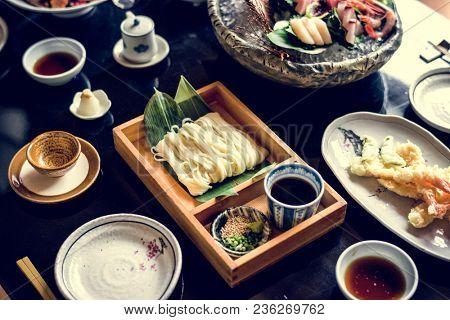 Japanese cuisine cuisine