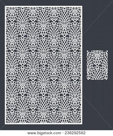 The Template Pattern For Decorative Panel6