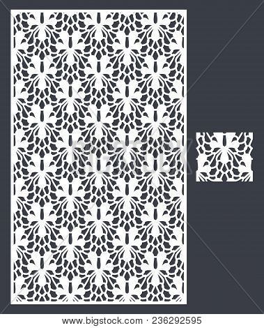 The Template Pattern For Decorative Panel8