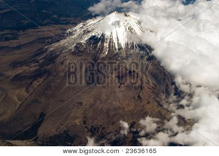 Pico de Orizaba,Mexico's highest peak