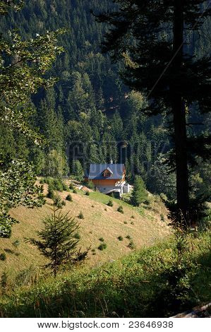 House in the valley