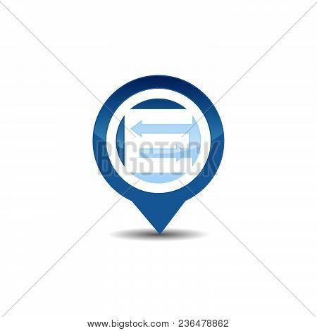 E Letter Gps Logo. Gps Vector. Gps Icon. Navigation Vector Logo. Navigation Vector Icon. Travel Logo