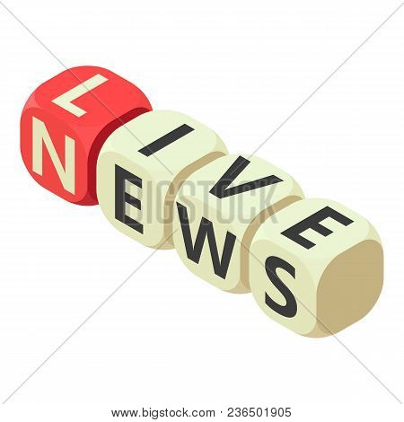 Extra News Icon. Isometric Illustration Of Extra News Vector Icon For Web