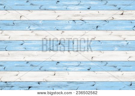 The Light Blue Wood Texture With Natural Patterns Background