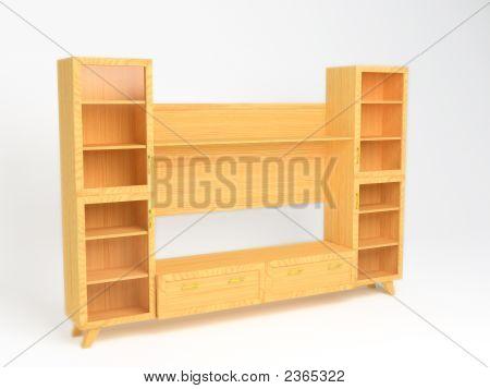 Armoire Locker 3D