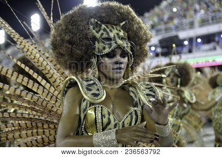 Carnival 2018 - Mangueira