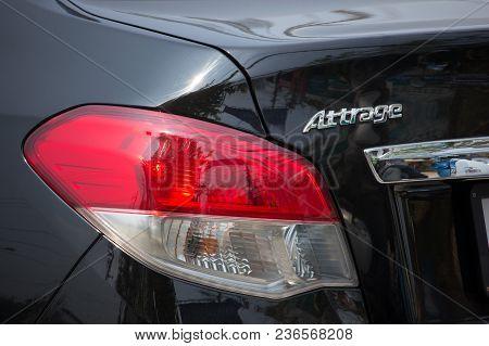 Private Car Mitsubishi Attract.