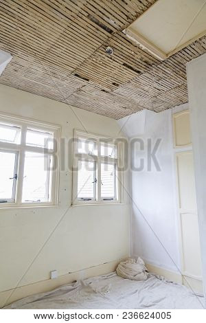 Home Improvement Repairing Plaster And Lath Ceiling