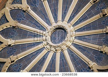 church of piacenza closeup
