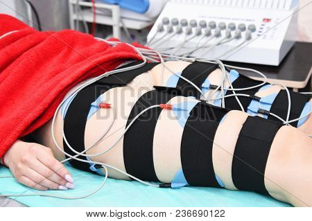 Myostimulation. Hardware Cosmetology. Body Care. Non Surgical Body Sculpting. Anti-cellulite And Ant