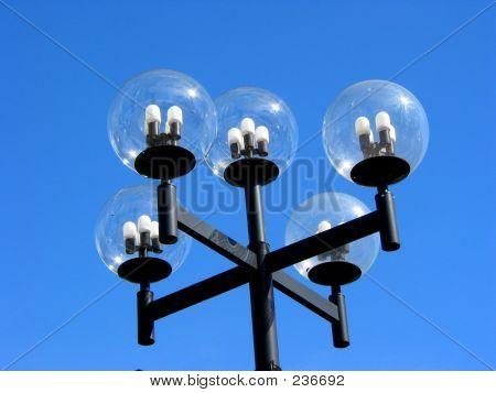 Modern Lightpost