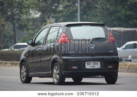 Private Car, Naza Forza