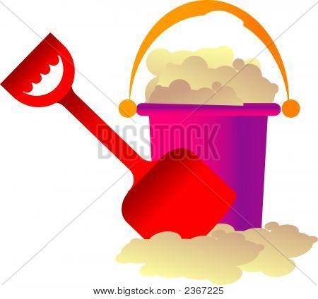 Bucket Of Sand