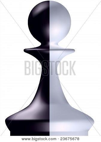 Chess Figure A Pawn