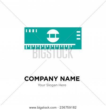 Scale Company Logo Design Template, Business Corporate Vector Icon
