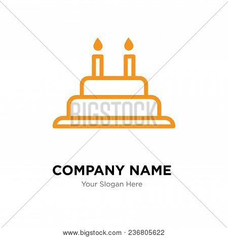 Cake Candles Company Vector Photo Free Trial Bigstock