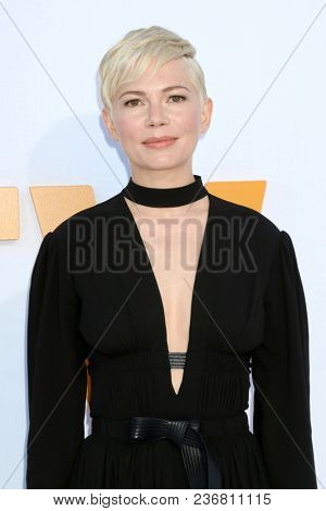 LOS ANGELES - APR 17:  Michelle Williams at the